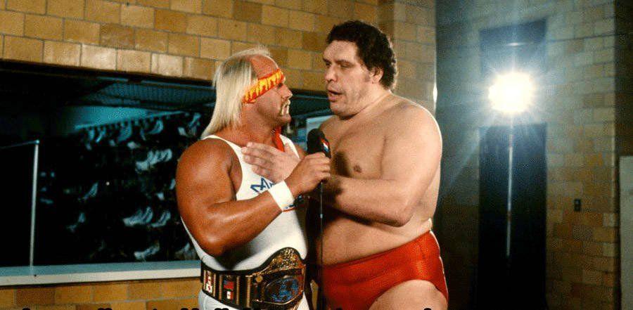 Esa vez que Hulk Hogan atacó a André The Giant [VIDEO]