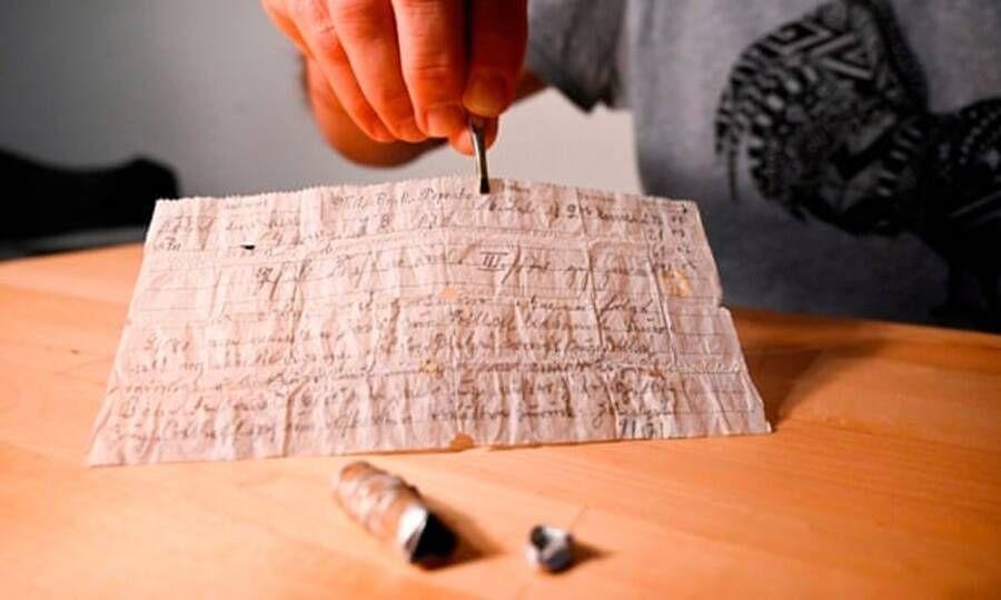 El mensaje secreto de la Primera Guerra Mundial de Carrier Pigeon descubierto un siglo después en el campo francés