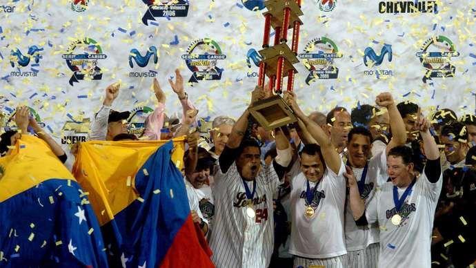 Caribbean Series Champions
