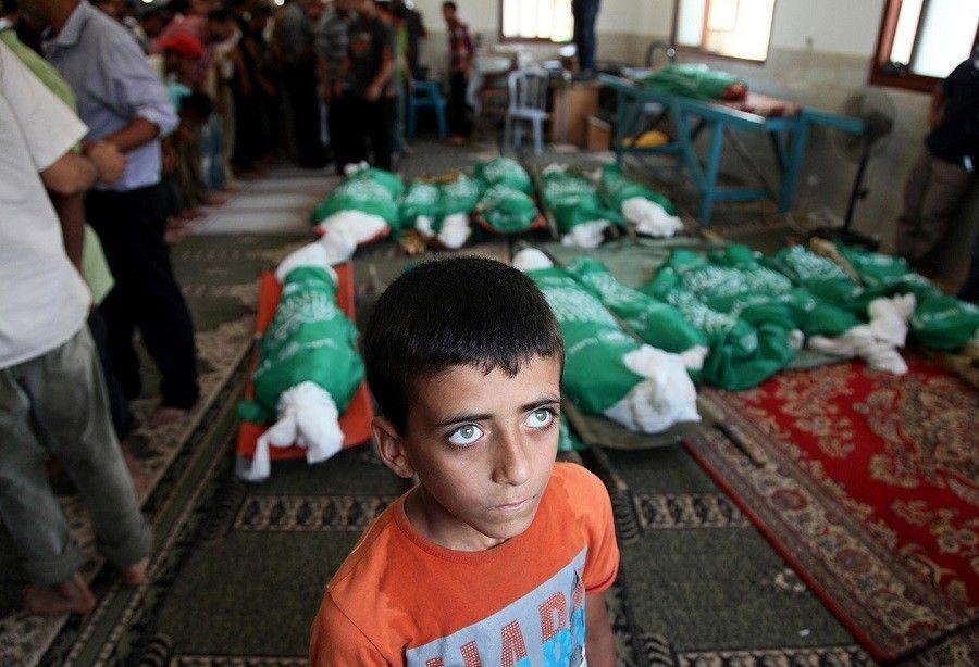Así es un crimen de guerra: la vida dentro de la Palestina ocupada